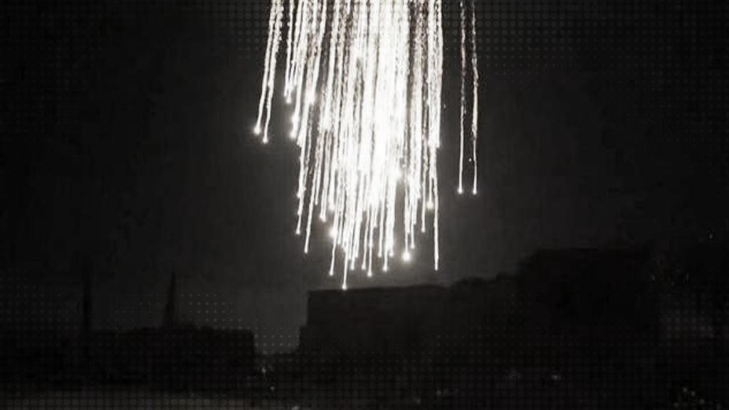 ABD Suriye'de yasaklı fosfor bombası kullandı
