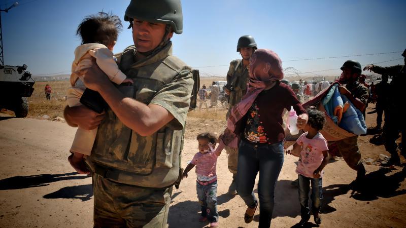 BM: 250 bin Suriyeli mülteci ülkesine geri dönebilir