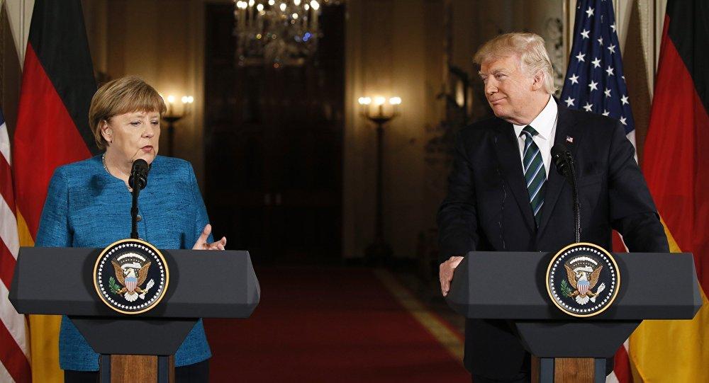 Almanya'dan Trump'a cevap: NATO'ya borcumuz yok