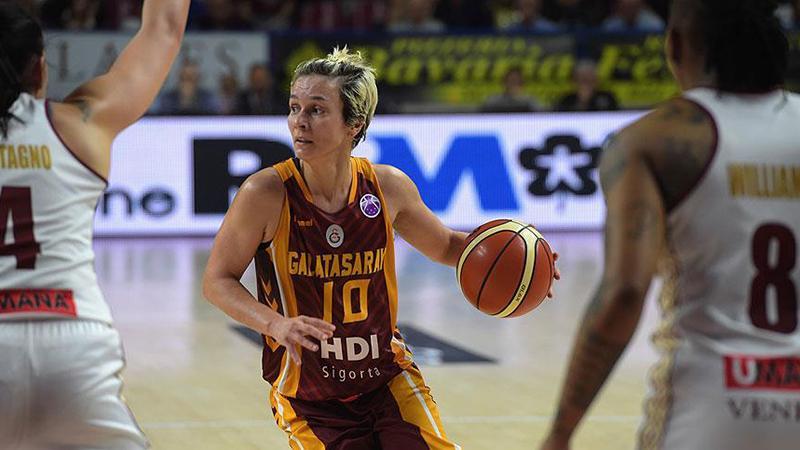 Galatasaray Avrupa'da şampiyon