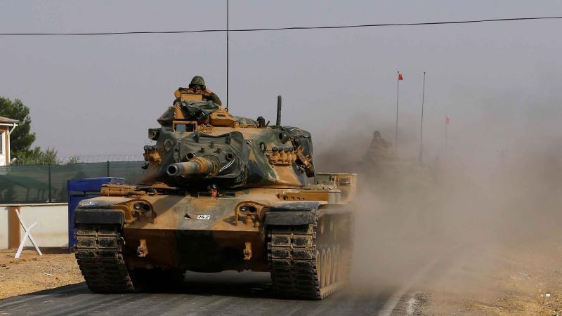 Ordu Fırat'ın doğusuna girmek üzere!