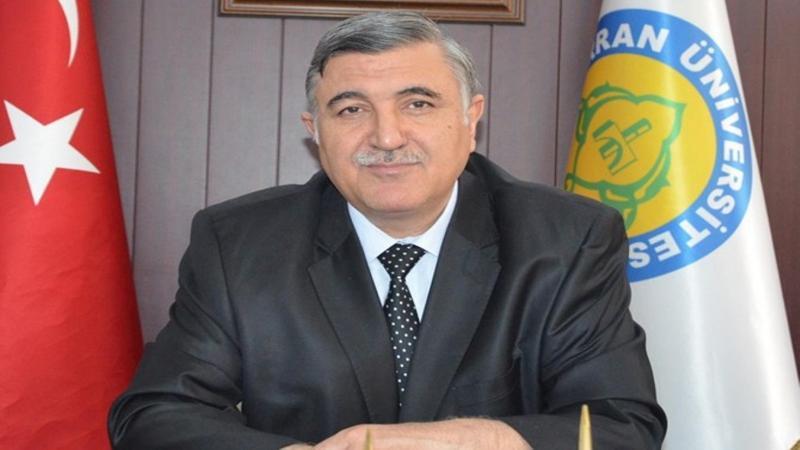 Harran Üniversitesi Rektörü istifa etti