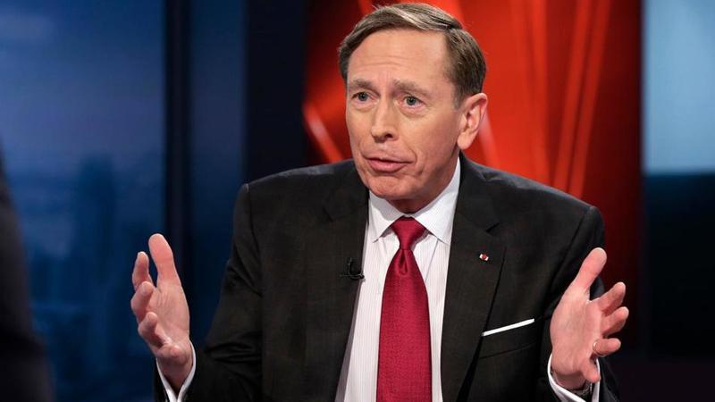 Çuvalcı general Petraeus: PYD, PKK'nın kuzenidir