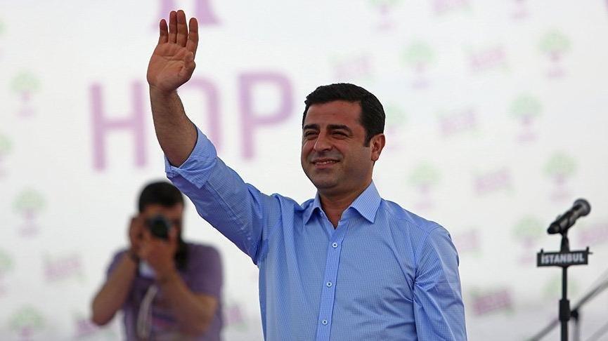 Belgelerle CHP'nin Demirtaş'a Cumhurbaşkanı Yardımcılığı önerisi