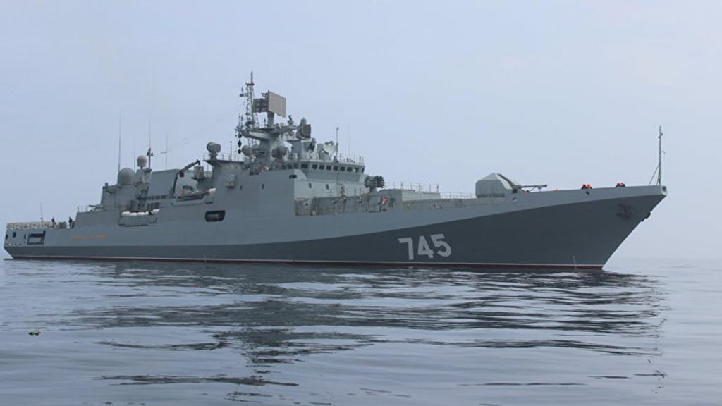 Rusya IŞİD'i Akdeniz'den vurdu