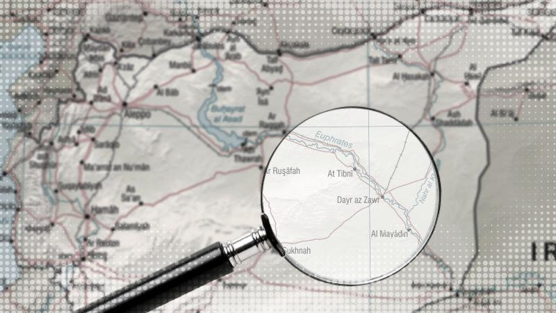 'Deyrizor'a taarruz yolu açıldı'