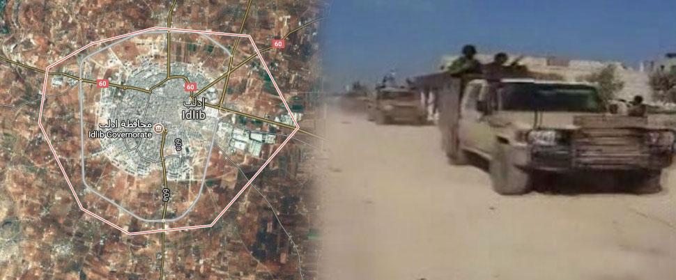 TSK duyurdu!.. Türk askeri sınırı geçti!