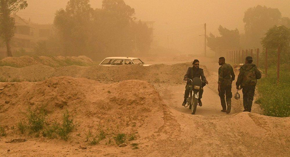 Rusya: Palmira-Deyr ez Zor karayolundaki stratejik noktalar teröristlerden kurtarıldı