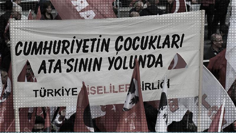 TLB'den Atatürk'ü silmeye çalışan MEB yönetmeliğine protesto