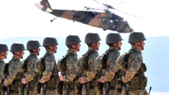 Savaşan ordu hedef tahtasında