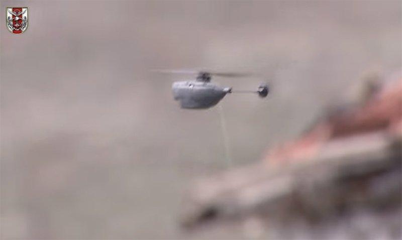 TSK operasyonlarda 'mini drone' kullanmaya başladı