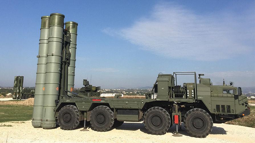 NATO'YA S-400 RESTİ