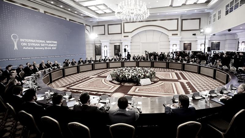 Suriye gündemli Astana Zirvesi başladı