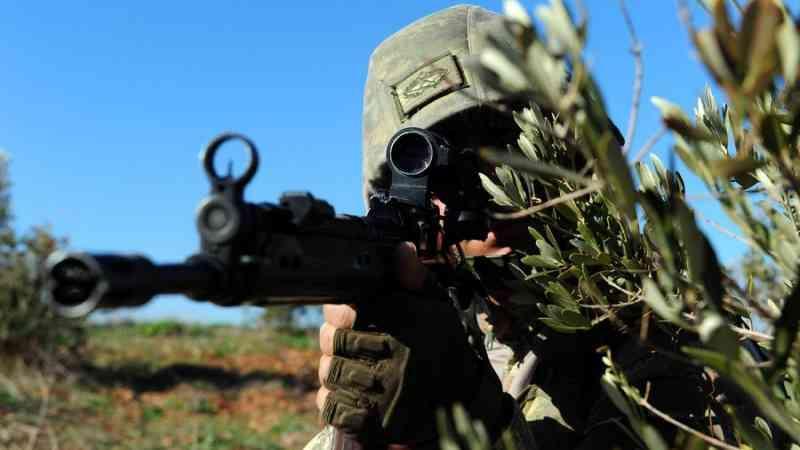 PKK'nın sözde lider kadrosundan biri öldürüldü