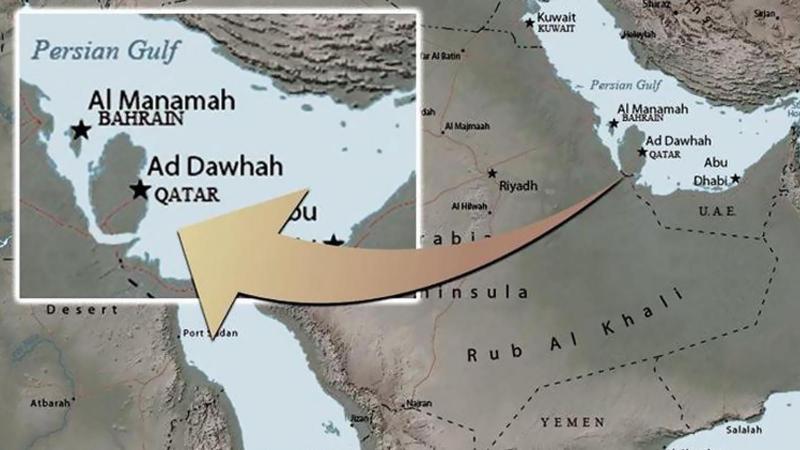 Suudi Arabistan'ın Katar'ı karadan koparma projesi başladı