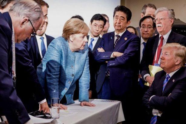 Spiegel: Donald Trump'ı izole etme zamanı