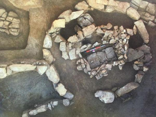 Tomb in Istanbul's Silivri year's 'biggest archaeological discovery'