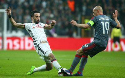 Vodafone Arena'da gol yağmuru
