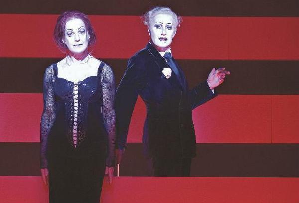 'Threepenny Opera' in Istanbul