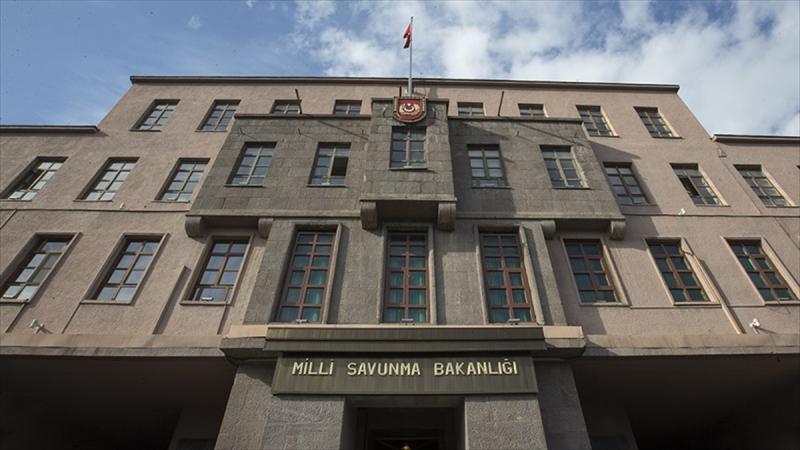 MSB: Son 7 ayda 1076 personel FETÖ'den açığa alındı