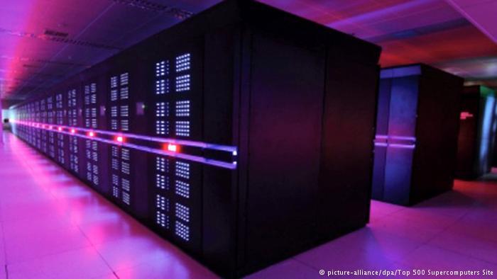 Dünyanın en hızlı süper bilgisayarı nerede ?