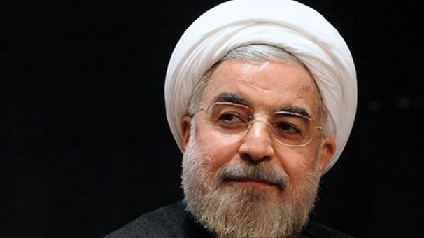 Ruhani: Nükleer anlaşmaya ABD olmadan devam edebiliriz