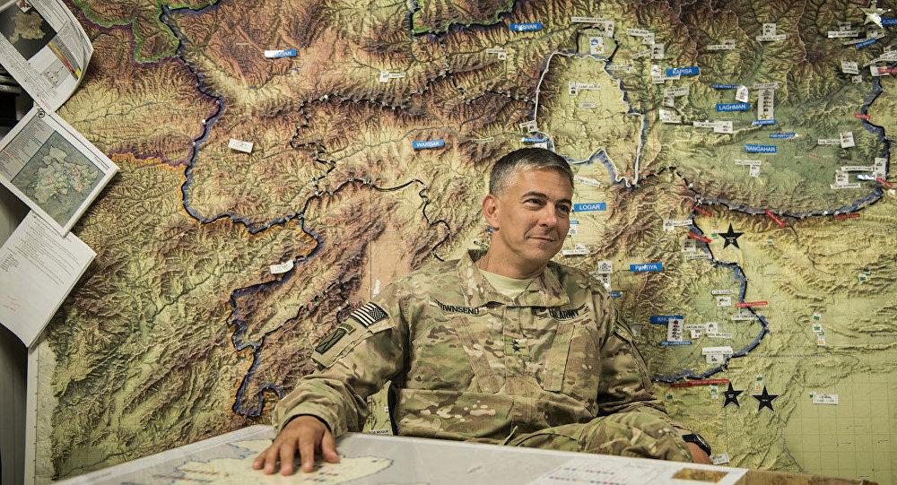 ABD'li Komutan: YPG Türkiye için tehdit değil