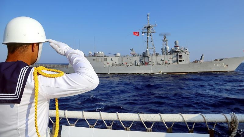 Doğu Akdeniz'deki sondaj savaşına ABD de müdahil oldu
