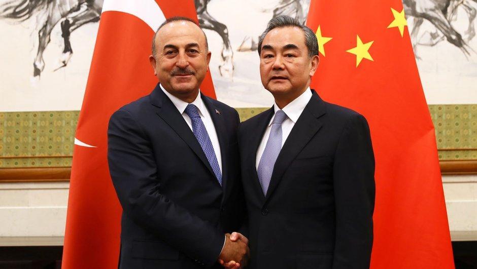 Çavuşoğlu'ndan Çin'de Şanghay İşbirliği Örgütü açıklaması
