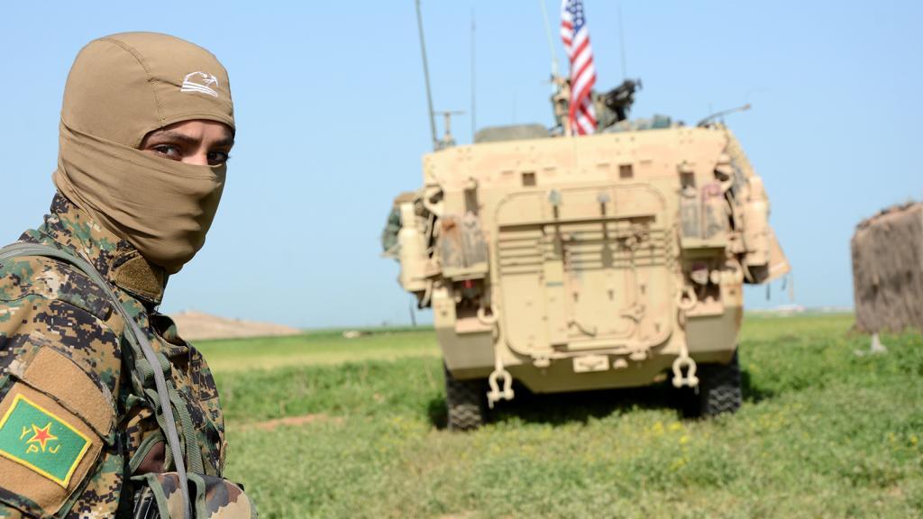 ABD ve YPG'nin Rakka senaryosu