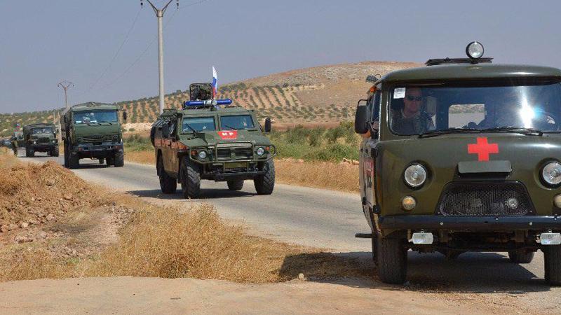 Rusya Afrin'e İdlib için girdi