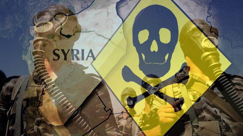 Rusya: ABD, Deyrezor'da kimyasal provokasyon hazırlığında