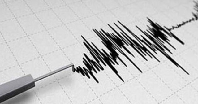 Bodrum'da şiddetli deprem