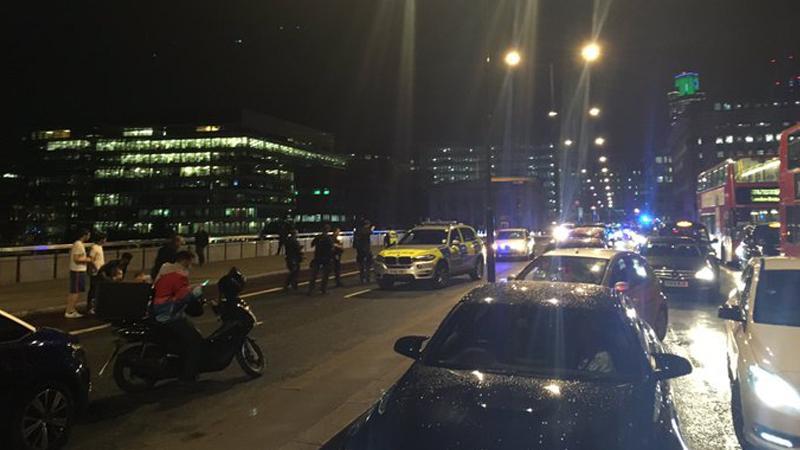 Londra'da terör saldırısında 7 kişi öldü
