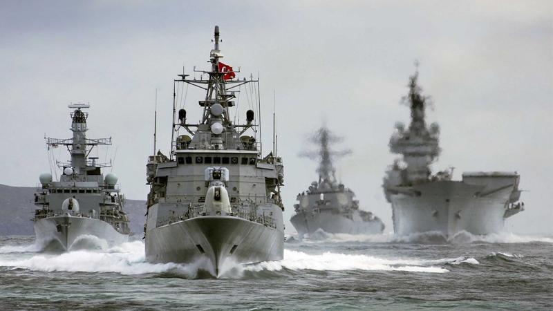 Deniz Kuvvetleri'miz en üst lige çıkıyor!