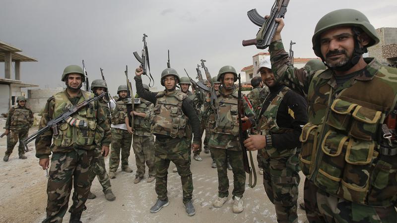 Suriye Ordusu'ndan PKK/PYD'ye 5 şart, 2 gün süre!