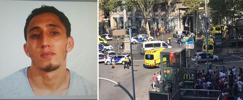 Barcelona'da terör!.. Çok sayıda ölü ve yaralı var!
