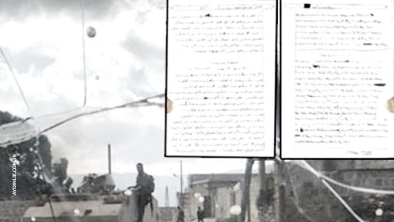 PYD'li teröristin itiraf günlüğü