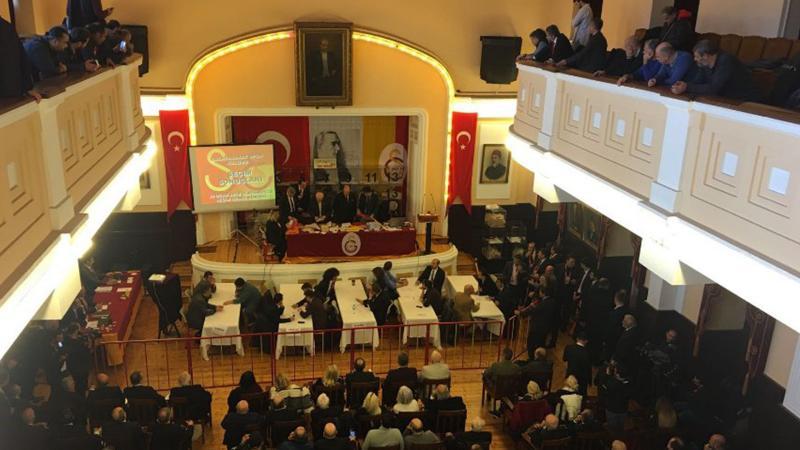 Galatasaray'ın yeni başkanı Mustafa Cengiz