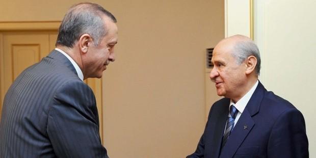 AKP-MHP ittifakının çerçevesi belli oldu