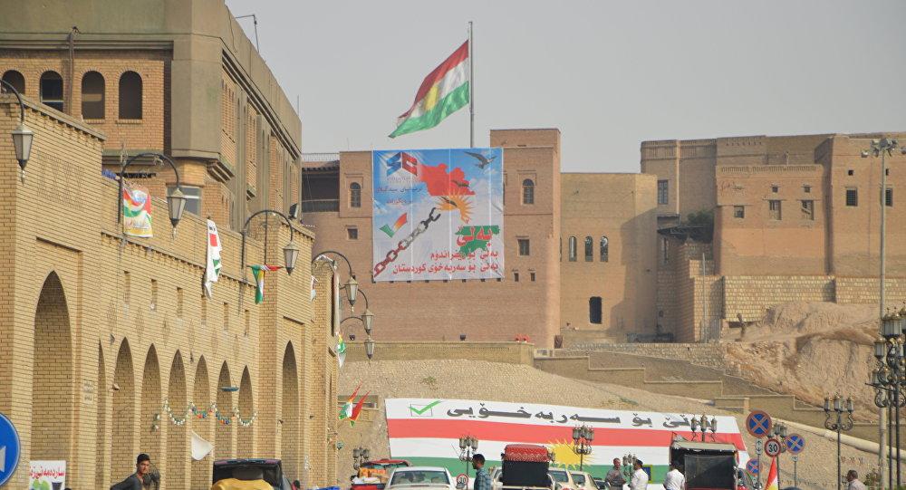 İran'dan Erbil'deki İran-Kürdistan Demokrat Partisi'ne bağlı karargahlara saldırı