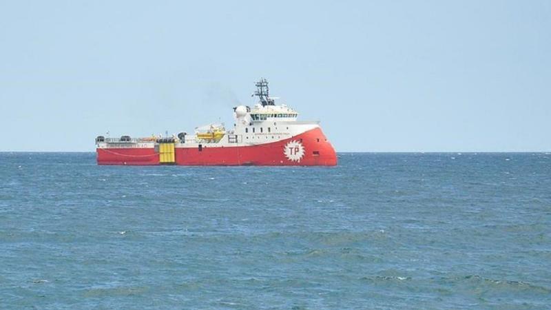 'Türkiye, Karadeniz'de doğalgaz kaynağı buldu'
