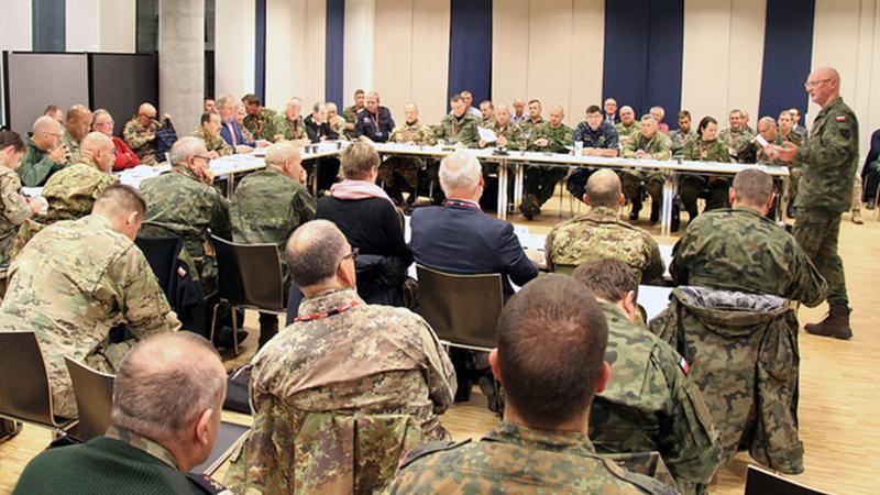 NATO'daki tatbikat skandalının belgesi