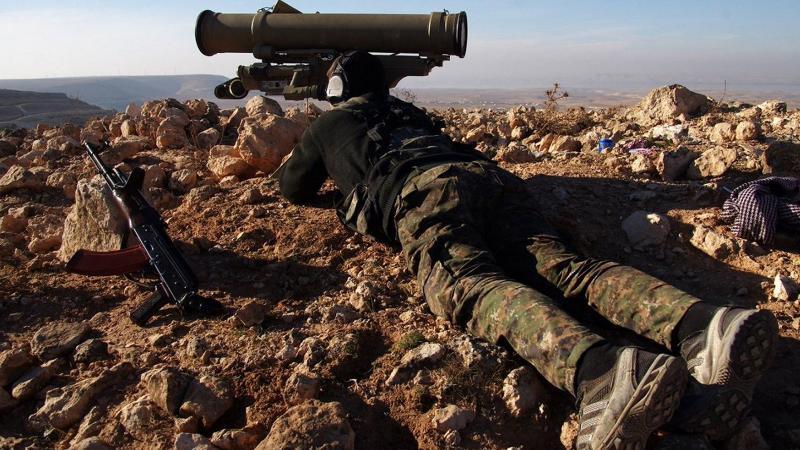 Afrin'den kacan PKK/PYD'ye ikili kıskaç