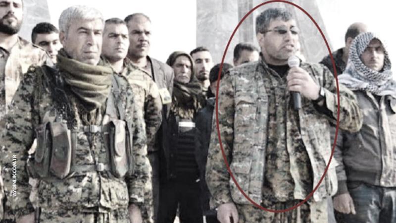 Suriye PKK'sının 'gölge lideri' öldürüldü