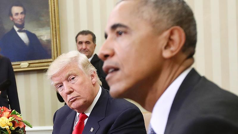 ABD Başkanı Trump: Obama telefonlarımı dinletti