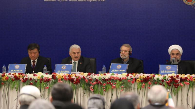 Tahran'da 6 ülkeden teröre karşı işbirliği zirvesi