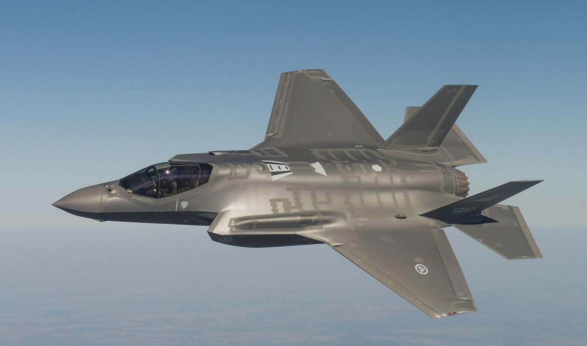 37 milyar dolarlık F-35 anlaşması