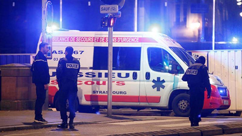 Fransa'da silahlı saldırı: Ölü ve yaralılar var