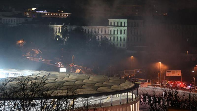 Beşiktaş Kulübü'nden '10 Aralık 2016 Her Şey Siyah' paylaşımı